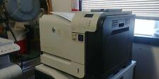 HP LaserJet Enterprise 500 M551n Color Printer 93K COPIES