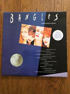 A1 / B1  - Bangles – Greatest Hits - CBS – 466769 1 + INNER + HYPE STICKER