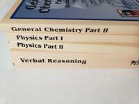 The Berkeley Review MCAT 4 Books 2013