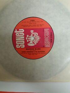George Thorogood & The Destroyers - Madison Blues (Sonet SON 2158) EX