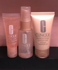 3 pcs Clinique Moisture Surge Set ~Face Spray~Hydrating ~Overnight Mask New!