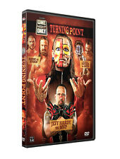 Official TNA Impact Wrestling One Night Only Turning Point 2015 Event DVD