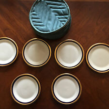 18pc Lenox Blue Royale Dessert Set