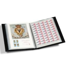 Document Us Bond Certificates Album For Mint Sheets A4 High Quality 20 Pages New