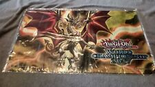 Sanctity of Dragon Game Mat from Yugioh World Championship 2017 sealed, original