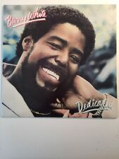 Barry White, Dedicated, Unlimited Gold FZ 38711, LP