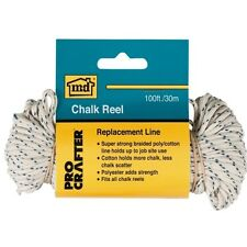 Md Building 00687 100ft. Chalk Replacement Reel Line