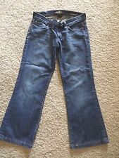 Lucky Brand Size 4/26 Lil' Maggie Stretch Medium Wash Bootcut Jeans 4/27
