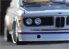 1:18 Tuning BMW 3.0 CSL CSI CS 1973-75 HERITAGE + ALPINA ALU-FELGEN [ BATMOBIL ]