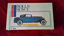 SALE- Rolls Royce Phantom II Sedanca Coupe 1932 Pocher Kit