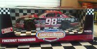 1/18 Scale Diecast ERTL NASCAR #98 Fingerhut Thunderbird