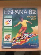 Panini 1982 Season Sports Sticker Albums
