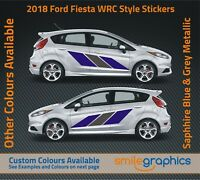 Ford Fiesta Stripe Kit Stickers decals - Other colours available