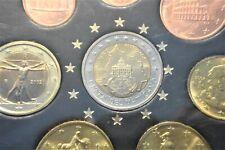 2 euro commémorative VATICAN 2004, 75 ans cité du VATICAN+ série UNC Italie 2002