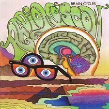 "RADIO MOSCOW ""BRAIN CYCLES"" VINYL LP LTD RED"