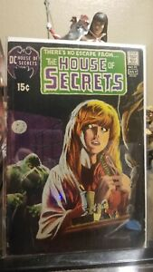 House Of Secrets 92 1st Swamp Thing