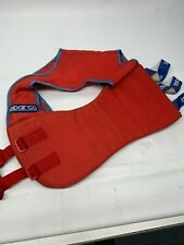Red Child Kart Sparco Collar Part # 00162RBIMBO  MSRP $70.00