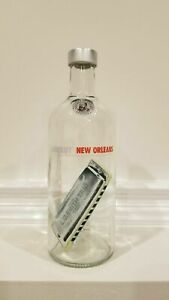 Absolut Vodka - New Orleans Limited Edition Empty Bottle 750ml