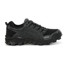 ASICS Women's Fujitrabuco 7 G-TX BLack/Dark Grey Running Shoes 1012A190.001 NEW