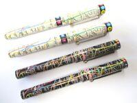 New York Kugelschreiber Pen ,4 Stück !!! U Bahn Subway,lizensiert