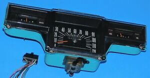 1969 1970 Buick Electra LeSabre Wildcat OEM Instrument Cluster Assembly NICE !!!