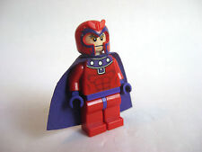 Lego Genuine MAGNETO Minifigure from 6866 Wolverine's Chopper  Superheroes