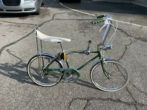 1969 SCHWINN StingRay Fastback  5 Speed Stik-Shift  Original Paint Muscle Bike