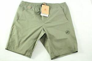 Mammut Herren Short Camie Shorts Grün Regular Fit Gr.54 Neu