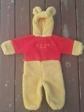 Disney Store Winnie The Pooh Costume- SIZE 12-24 months old. Halloween,  Baby