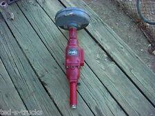 "Chicago Pneumatic 3301 S Industrial 8"" 4500 RPM Inline Grinder"