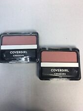 (2) 183 Natural Twinkle CoverGirl Cheekers Blush