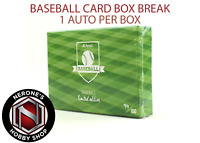 2021 Hit Parade Baseball Limited Edition BOX BREAK 1 RANDOM TEAM BREAK #10