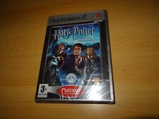 Harry Potter et le prisonnier d'Azkaban-Playstation 2 PS2 PAL * NEUF & Sealed *