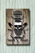 Barber Shop Sign, Metal Sign, Barber Shop Signs, Modern Style, Barber Shop, 866