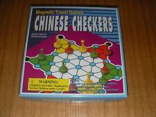 CHINESE CHECKERS MAGNETIC TRAVEL GAME ** AGE 5 AND ABOVE