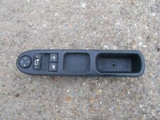 PEUGEOT 307 MODELS 2001 - 2008 TWO WAY ELECTRIC WINDOWS AND MIRRORS SWITCHES