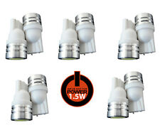 10pcs T10 LED White Canbus Side Car Wedge Light Bulb 194 W5W 5630 2825 158 168