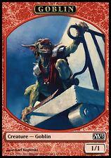 4x Gobelin Jeton (Goblin Token)  Magic #255 M13 2013 VF