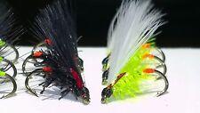 12 Cormorant 3D  Trout Flies Size 10
