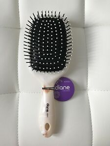 Diane by Fromm D9063 Shell Cushion Paddle Brush 11 Row Professional