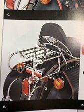 Harley Davidson FLSTS Springer 2-up Detachable Rack 53740-97