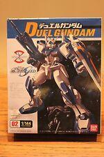 BANDAI GUNDAM DUEL GUNDAM 1/144 SCALE