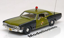 1:18 Ertl/Auto World Chevrolet Biscayne Maryland State Police 1966