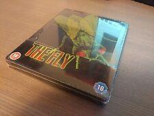 The Fly w/ Steelbook Case (Blu-ray, 1968, Region B - LOCKED) *NEW/SEALED*