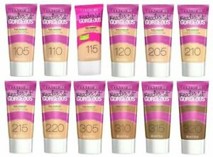 CoverGirl Ready Set Gorgeous Fresh Complexion Oil Free Foundation - You Choose