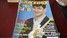 JUKEBOX MAGAZINE N° 126 ETIENNE DAHO