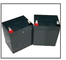 BestCare - DPL450E-BAT Replacement Batteries (fit all Apexlifts)