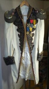 Prussian General's Epauletes & Uniform Modified by Hollywood 4 Raul Julia Movie