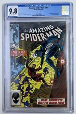 Marvel's Amazing Spider-Man #265 CGC 9.8 Off-White to White Pages