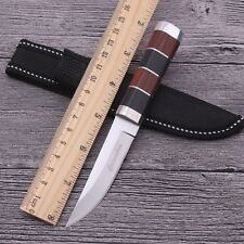 SR K30 Mini fixed blade knife 5Cr13 camping pocket knives hunting Portable EDC